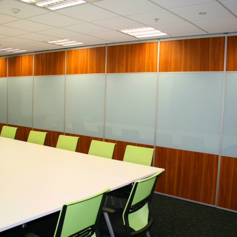 Bartercard Operable wall