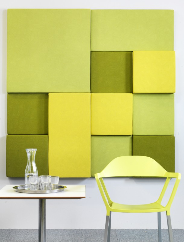 frequency acoustic tile