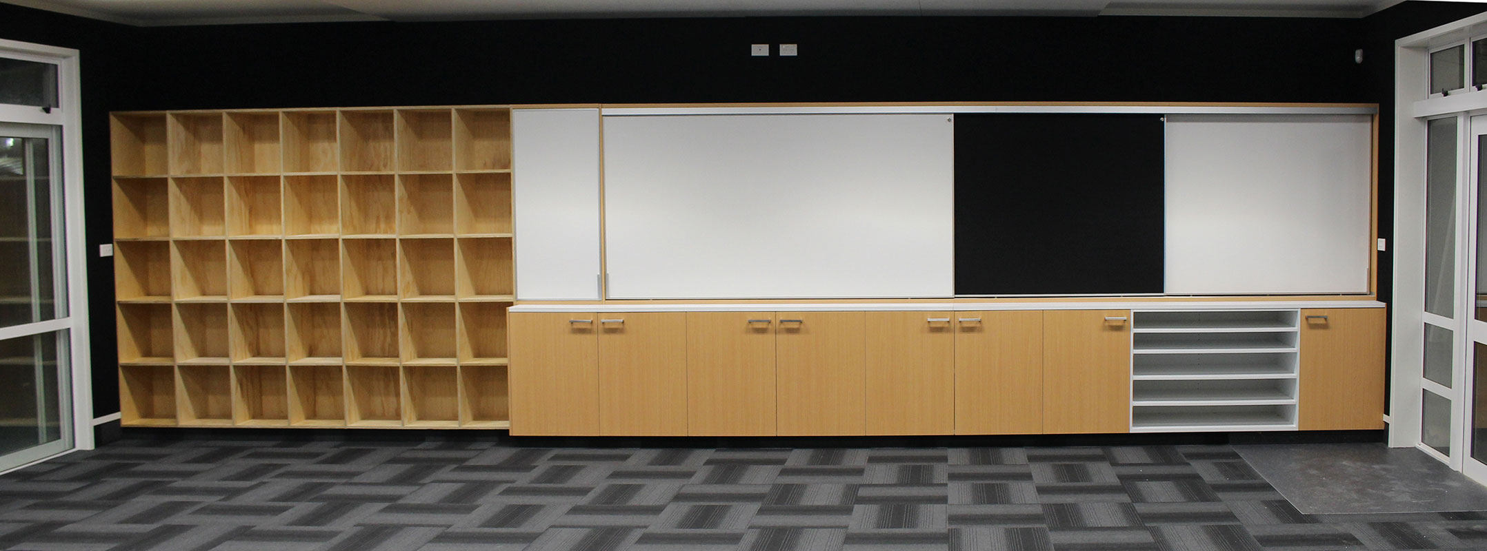 School Cabinetry